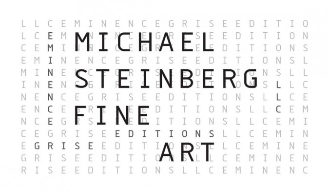 Eminence Grise Editions /  Michael Steinberg Fine Art