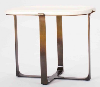 Arch Square Side Table